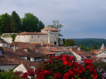 Aubeterre, one of the most beautiful villages
