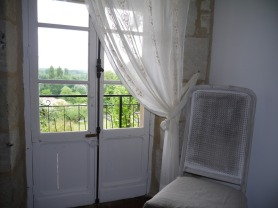 Perfect view for your stay in Aubeterre