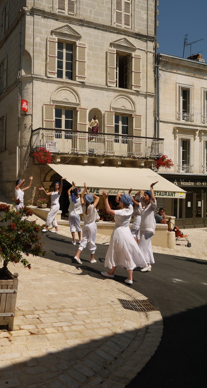 spend your holiday in a french village
