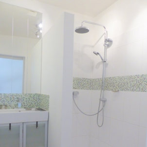 nice and fresh modern look in your accommodation in Aubeterre